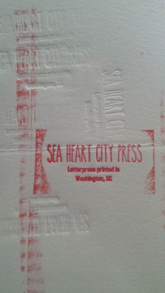Sea Heart City Press